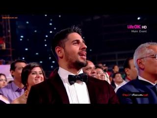 21st annual life ok screen awards - выступление варуна дхавана