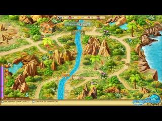 Геймплей игры Золотая лихорадка 2 Калифорния