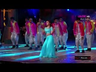 21st annual life ok screen awards - выступление алии бхатт