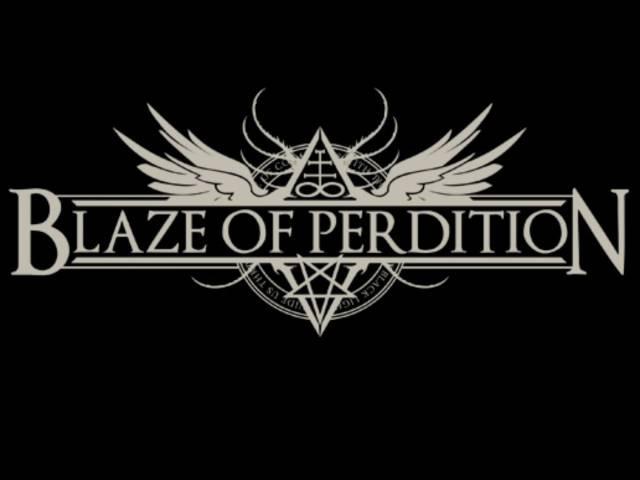 BLAZE OF PERDITION@Into The Void Again Vizun live in Poland 2015 Drum Cam