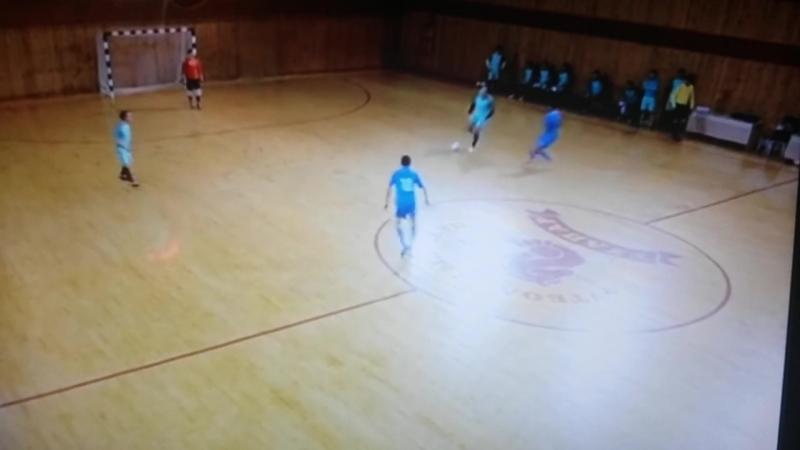 первый гол за ТЧЭ-14 (первая лига)