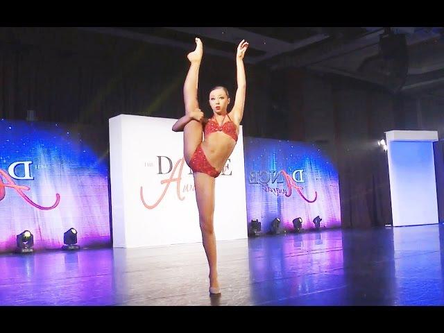 Sophia Lucia Performance as Junior Female Best Dancer 2014