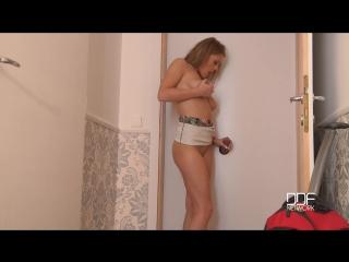 Viola aka Viola Baileys aka Annabelle - Mysterious Door - A Blonde Babe's Glory Hole Adventure Porno, All sex, Big Tits, Blonde