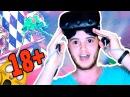НЕДЕТСКИЕ ИГРЫ!   NVIDIA VR FunHouse (HTC Vive VR)