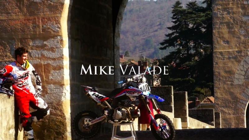 Mike Valade 140. Mx ploz Vidéos. YCF 2013.