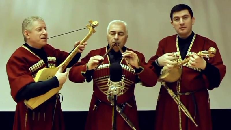 Ансамбль СУЛИКО - Грузинская народная музыка