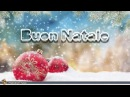 Buon Natale and Merry Chistmas Atmosfere Natalizie and Christmas Atmosphere