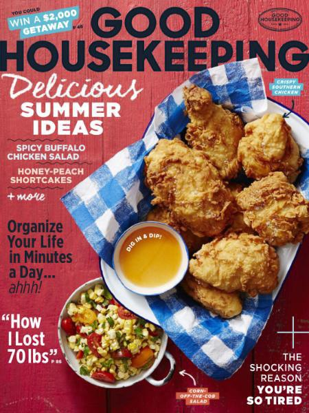 Good Housekeeping USA - August 2016