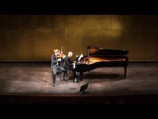 David Garrett & Julien Quentin  Paris, Wieniawski Polonaise D-dur op.4
