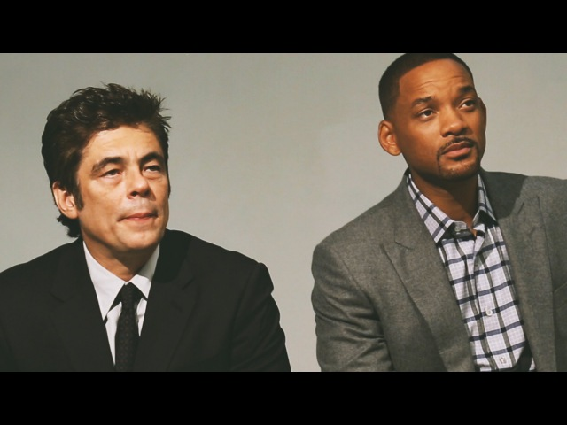 Actors on Actors Will Smith Benicio Del Toro Full Video