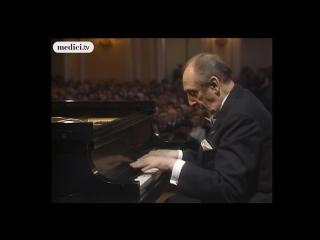 Владими Горовиц играет прелюдию С. Рахманинова Op. 32 No. 12. Vladimir Horowitz plays - Preludes, Op. 32 No. 12 - Rachmaninov