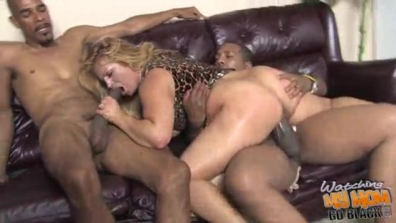 Linda Friday - Watching My Mom Go Black [MILF, Anal, Sex, Interracial, Whore, Slut, Big Tits, Cuckold, Blowjob, Cumshot, Facial]
