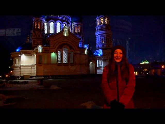 Видеовизитка Ару кыз 2016 Дамира Калимуллина Я и мой любимый город Омск Казахи Омска
