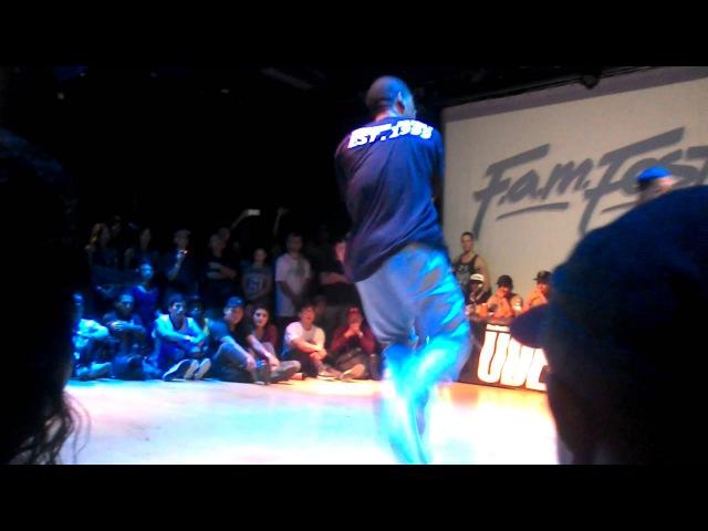 Franky VS El Niño - Top 8 - Fam Fest 2016