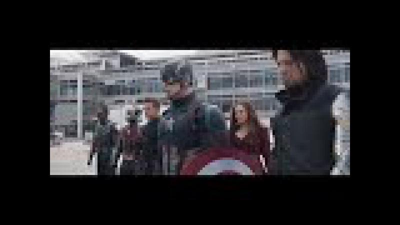 Capitão América guerra civil trailer dublado HD