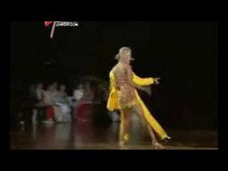 2007 Maxim & Yulia Show Dance - Jive