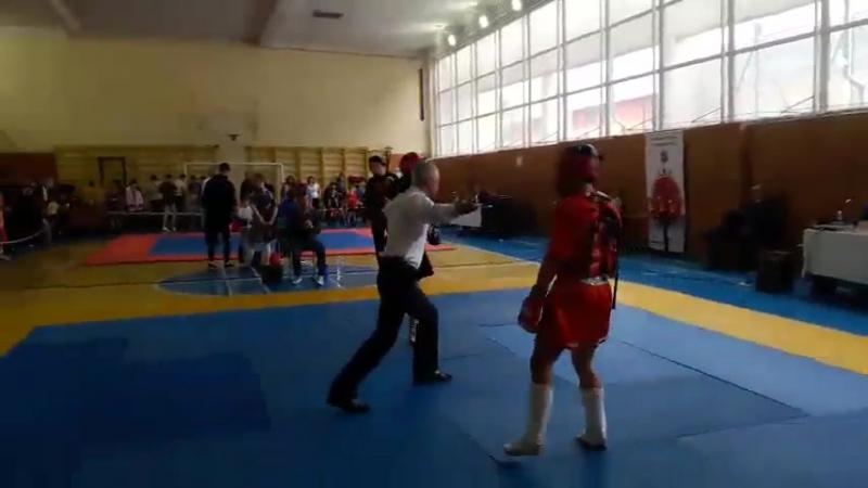 Кубок Вінницької області з Ушу Саньда
