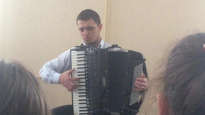 Олександр Яремчук, концерт в м. Ромни