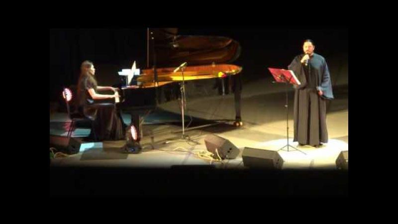 Иеромонах Фотий концерт в Калуге 13.10.2016г. часть 2