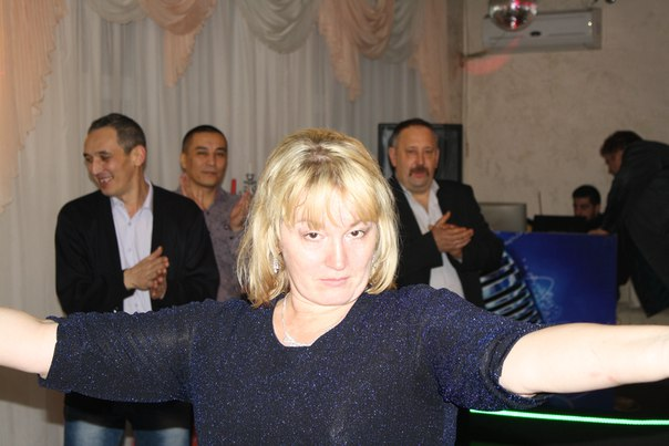 Наталья Рыбалко: Попробуйте мне сказать что либо против