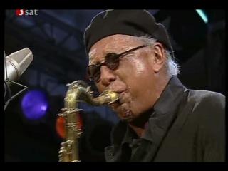Charles Lloyd Quartet (John Abercrombie, Marc Johnson, Billy Hart) - jazz baltica 2000