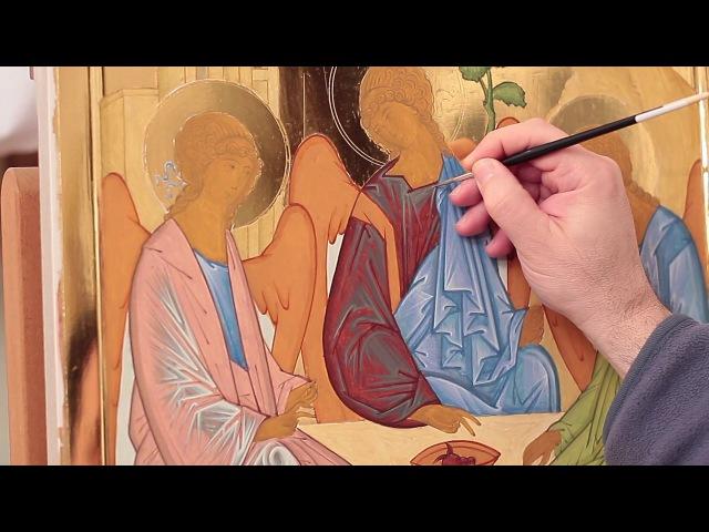 Dipingere la Trinità Demo: 24 Luci tunica angelo centro