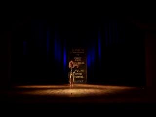 Tahira (Poland) - baladi improvisation, Euro Raks 2013, Poland. 2897