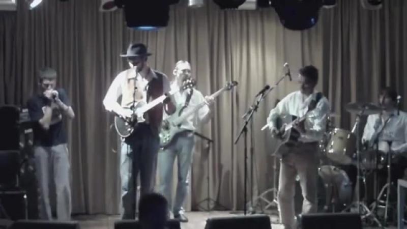 Jazzter Jam The Blues Nephews Five Long Years