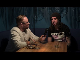 Interview with Spencer Chamberlain from Underoath