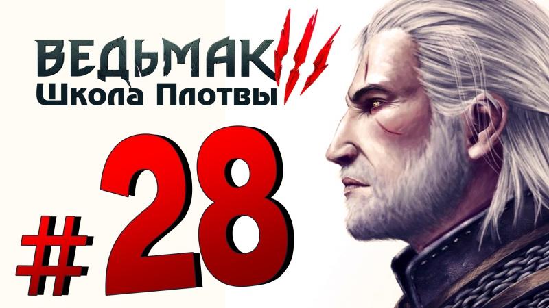 RUS PC Ведьмак 3 Школа Плотвы №28 Кровавые игры с Регисом и сайд квесты Туссента
