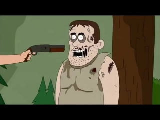 Бриклберри и Зомби-Апокалипсис (или чего мы все боимся)