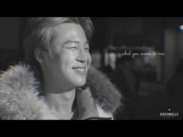 Park jimin ─ we're in heaven.