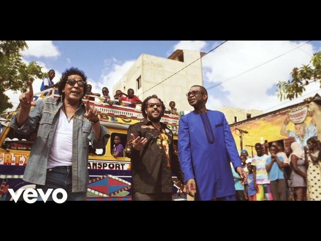 Adel Tawil Eine Welt eine Heimat Official Video ft Youssou N'Dour Mohamed Mounir
