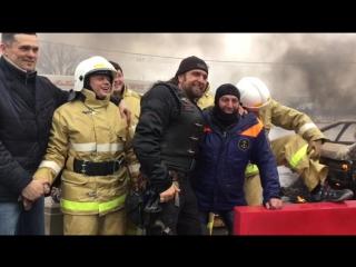 Яркие моменты на Смотровой с открытия мотосезона 2017, Москва