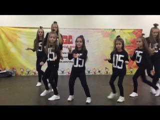 """Школа танцев """"жение"""" Girly Hip-Hop"""