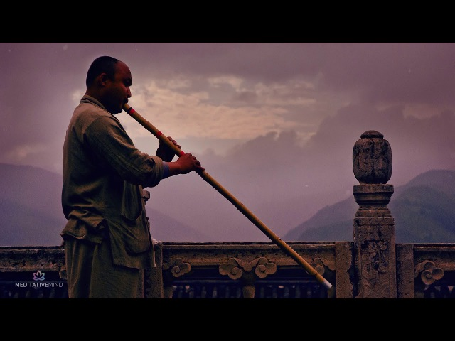 TIBETAN FLUTE MUSIC OM CHANTING @432Hz ❯ Mantra Meditation Music