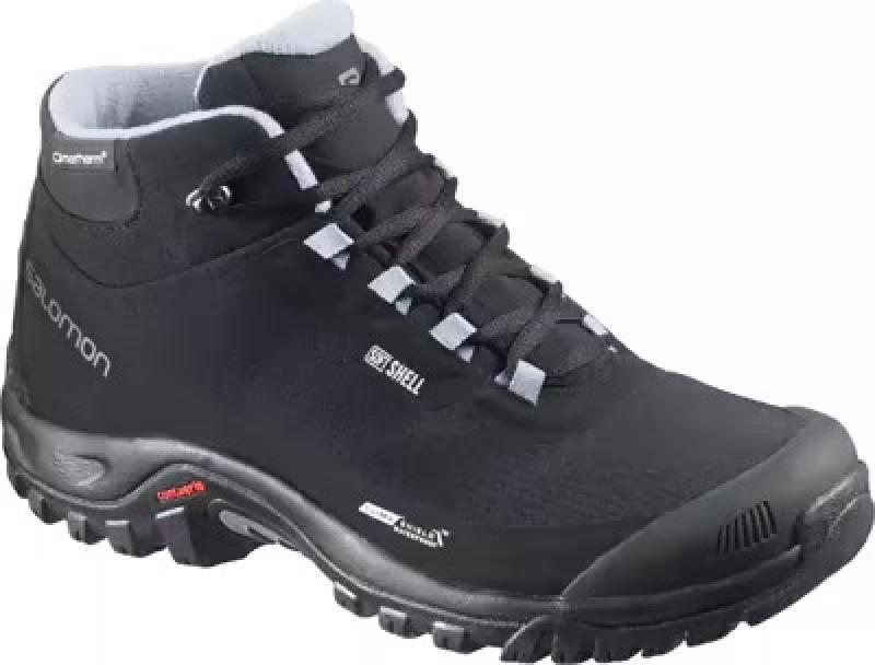 Зимние женские ботинки Salomon SHELTER CS