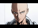One Punch Man Complitation All fights and best moments Одним махом/Ванпанчмен Лучшие моменты