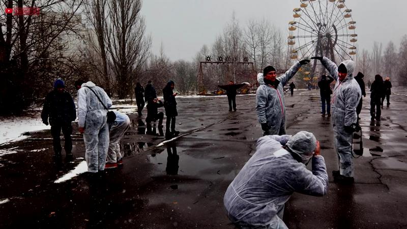 картинки явлений чернобыля предварительно смачивают водой