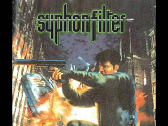 Sam Häggblad Syphon Filter Main Theme Cover
