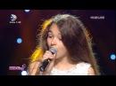 Rebeca Neacsu canta Summertime - Auditii Saptamana 2 - KIDSing 2014