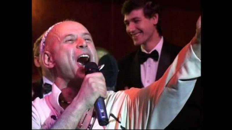 George Zvyagin MEDLEY 3 songs Ose Shalom Od Yishama Eveynu Briderleh ShalomLehaim Ideleh