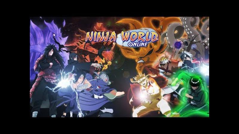 Ninja World : Opogame : s341 Хаширама 4