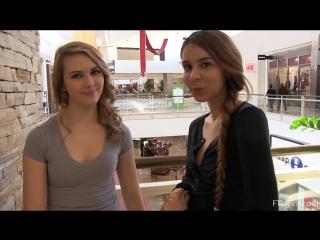 1. Meet At The Mall - Kimmie & Mackenzie Ann FTV