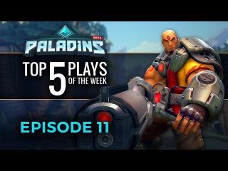 Paladins - Top 5 Plays #11