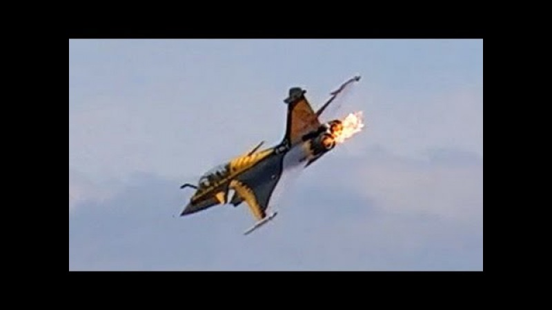 RC TURBINE JET CRASH DASSAULT RAFALE RC JET WITH FIRE IN THE ENGINE TURBINE EXPLOSION