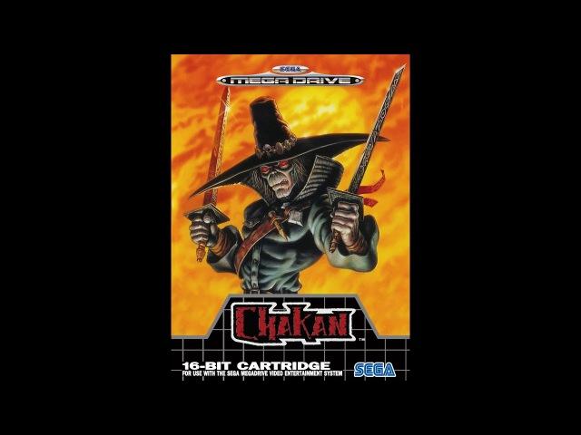 Chakan: The Forever Man Прохождение (Sega Rus)