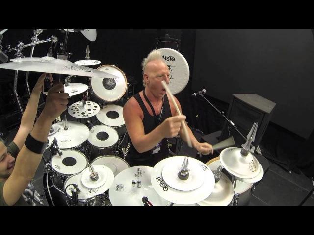 Terrana Band Rocks Hot for Teacher by Van Halen