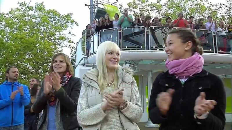 Baccara - Yes Sir, I Can Boogie (ZDF-Fernsehgarten - ZDF HD 2014 aug24)