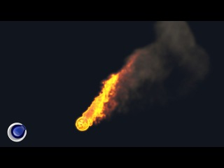 Дым и огонь в Cinema 4D с TurbulenceFD - Изучаем TurbulenceFD (Fire and Smoke in Cinema 4D)